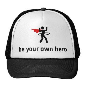 Hula Hoop Hero Cap