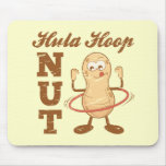 Hula Hoop Nut Mouse Pad