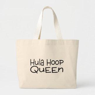 Hula Hoop Queen Canvas Bag