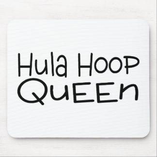 Hula Hoop Queen Mouse Pad