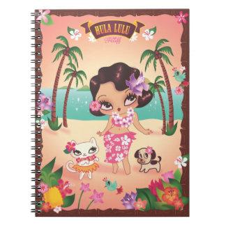 Hula Lulu Notebook
