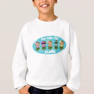 Hula Monkey Club ALOHA - Kids Sweatshirt