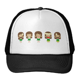 HulaGirls2 Cap