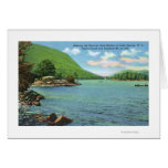 Huletts Entrance to Narrows, Cook's Island Card