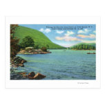 Huletts Entrance to Narrows, Cook's Island Postcard