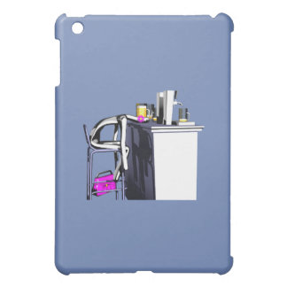 Hull Blows of bar 2 woman iPad mini box iPad Mini Covers