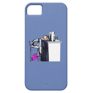 Hull Blows of bar woman 2 iPhone iPhone 5 Cover