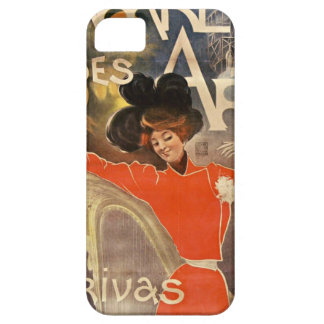Hull I-phon 5 pre-1940s style iPhone 5 Covers