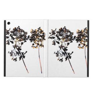 hull ipad air Hydrangea iPad Air Cover