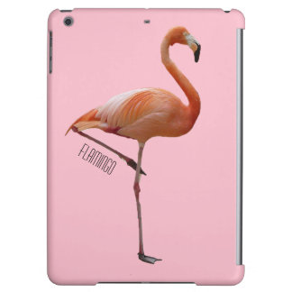 Hull Ipad Pink flamingo iPad Air Case