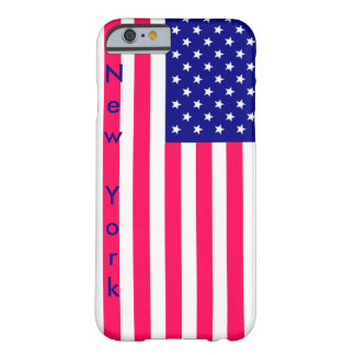 Hull iPhone 6/6s Flag the USA NY Barely There iPhone 6 Case