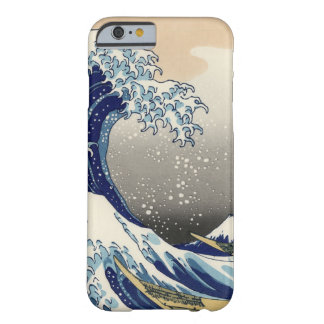 Hull iPhone 6/6S (smartphones) Hokusai Barely There iPhone 6 Case