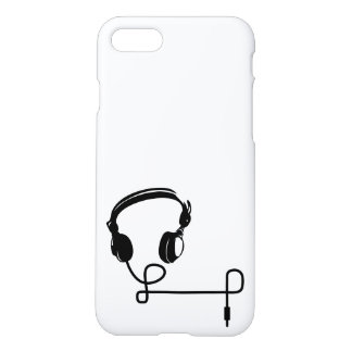 "Hull iPhone 7 ""HeadPhones "" iPhone 8/7 Case"