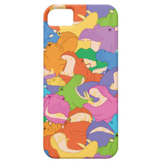 Hull iPhone Hippopotamuses iPhone 5 Covers