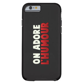Hull Iphone Humour! Tough iPhone 6 Case