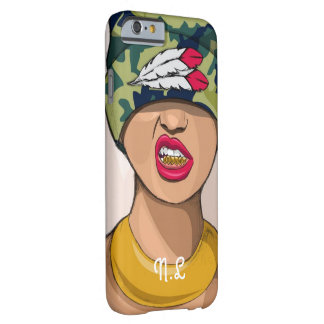 Hull iphone swag by N.L Barely There iPhone 6 Case