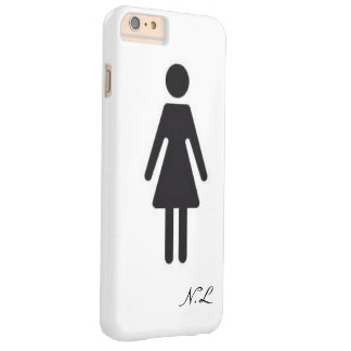 Hull of iphone girl by N.L Barely There iPhone 6 Plus Case