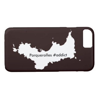 Hull Porquerolles ©Steph2 iPhone 8/7 Case