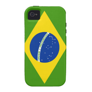 """Hull protection """"Brasil """" Case For The iPhone 4"""