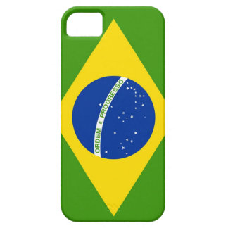 """Hull protection """"Brasil """" iPhone 5 Cover"""