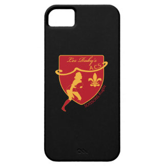 Hull Ruby' S - iPhone SE/iPhone 5/5S iPhone 5 Case