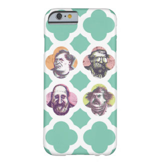 Hull screen printed Characters Barely There iPhone 6 Case