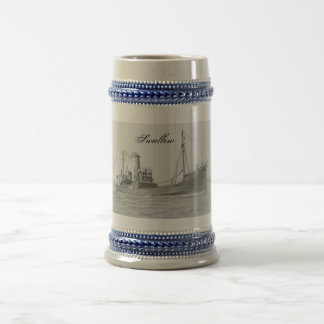 Hull trawler - Swallow Beer Stein