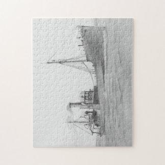 Hull Trawler - Swallow jigsaw Jigsaw Puzzle