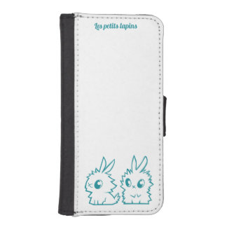 Hull with wallet small rabbits