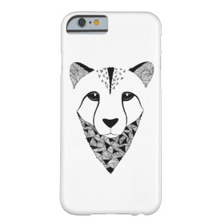 Hulls Boxes cheetah Barely There iPhone 6 Case