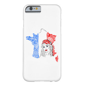 Hulls Boxes France Barely There iPhone 6 Case