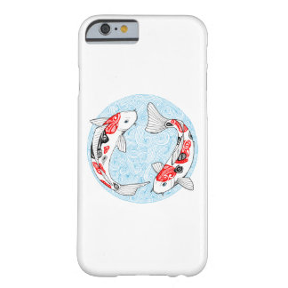 Hulls Boxes koi B Barely There iPhone 6 Case