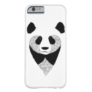 Hulls Boxes Panda Barely There iPhone 6 Case