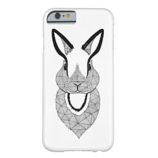 Hulls Boxes rabbit Barely There iPhone 6 Case