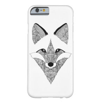 Hulls Fox Boxes Barely There iPhone 6 Case