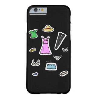 Hulls Girly Boxes Barely There iPhone 6 Case