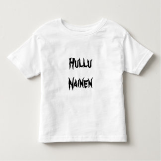 Hullu  Nainen - Crazy Woman in Finnish T-shirts