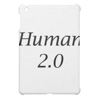 Human2 0 iPad mini case