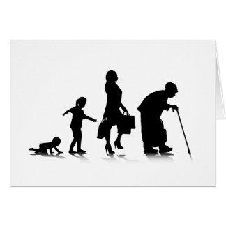Human Aging_5 Card