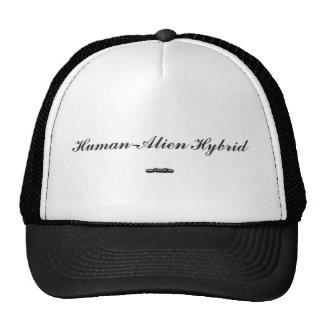 Human Alien Hybrid Trucker Hat