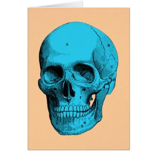 Human Anatomy Skull Greeting Cards