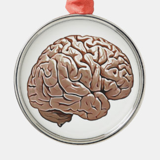 human brain christmas ornament