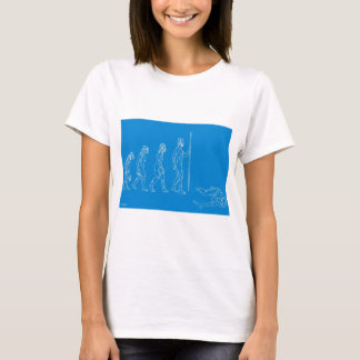 HUMAN DEVOLUTION T-Shirt