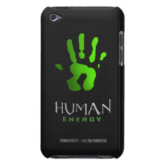 Human Energy Drink iPod Touch Case