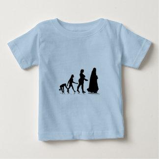 Human Evolution_11 Baby T-Shirt