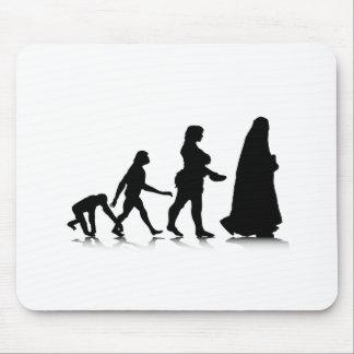 Human Evolution_11 Mousepad