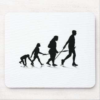 Human Evolution_2 Mouse Pads