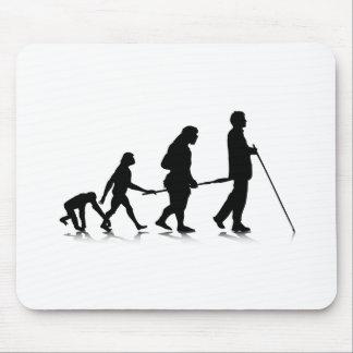 Human Evolution_3 Mouse Pads