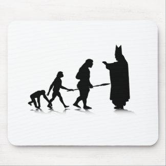 Human Evolution_5 Mouse Pad