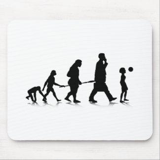 Human Evolution_6 Mouse Pads